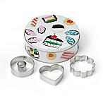 kate spade new york All in Good Taste™ Smart Cookie Cookie Tin with Cookie Cutters