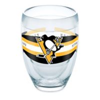 Tervis® NHL Pittsburgh Penguins 9 oz. Select Stemless Wine Glass
