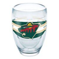 Tervis® NHL Minnesota Wild 9 oz. Select Stemless Wine Glass