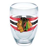 Tervis® NHL Chicago Blackhawks 9 oz. Select Stemless Wine Glass