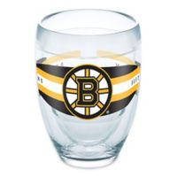 Tervis® NHL Boston Bruins 9 oz. Select Stemless Wine Glass