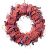 National Tree Company Garden Accents 16-Inch Easter Wreath in Pink