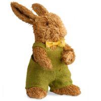 National Tree Company 11-Inch Dapper Brown Bunny