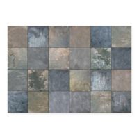 The Softer Side by Weather Guard™ Clean Slate 46-Inch x 66-Inch Kitchen Mat in Cool