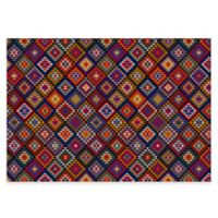 The Softer Side By Weather Guard™ 46-Inch x 66-Inch Kilim Blanket Kitchen Mat