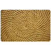 The Softer Side by Weather Guard™ 46-Inch x 66-Inch Radial Weave Kitchen Mat