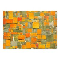 The Softer Side by Weather Guard™ 46-Inch x 66-Inch Stone Mosaic Kitchen Mat