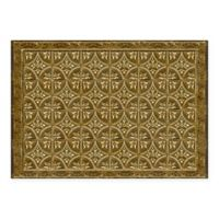 The Softer Side by Weather Guard™ 46-Inch x 66-Inch Bronze Tin Tile Kitchen Mat