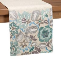 Samba Embroidery 90-Inch Table Runner