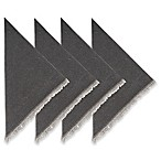 Piana Napkins with Fringe in Grey (Set of 4)