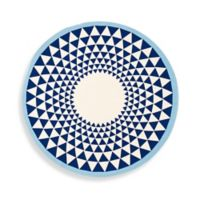 Ulysses Round Placemat in Indigo