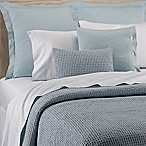 Bellora® Luxury Italian-Made Asami Stone Full/Queen Coverlet in Sky Blue