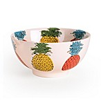 Signature Housewares Pineapple 5-Inch Utility Bowls (Set of 4)