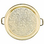 Old Dutch International Cairo Round Champagne Serving Tray