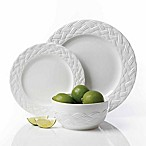 Gibson Home Elm Shire 12-Piece Dinnerware Set