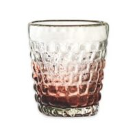Amici Home Cobblestone Double Old Fashioned Glasses in Amethyst Ombre (Set of 4)