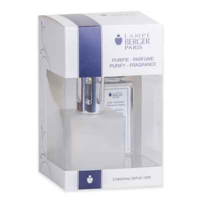 Lampe Berger Cube Gift Set in Frosted