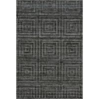 Feizy Greystone 2-Foot x 3-Foot Accent Rug in Grey
