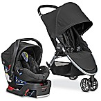 Britax B-Agile/B-Safe 35 Travel System Stroller in Black