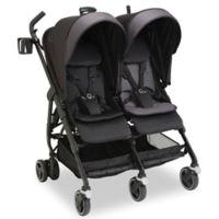 Maxi-Cosi® Dana For2 Double Stroller in Devoted Black