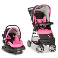 Safety 1stR DisneyR Amble QuadTM Travel System In Minnie Mouse