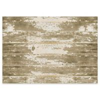 The Softer Side by Weather Guard™ 46-Inch x 66-Inch Barnboard Kitchen Runner