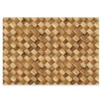 The Softer Side by Weather Guard™ 46-Inch x 66-Inch Basketcase Kitchen Mat
