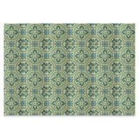 The Softer Side by Weather Guard™ 46-Inch x 66-Inch Casa Green Kitchen Mat