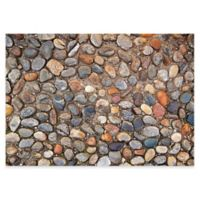 The Softer Side by Weather Guard™ 46-Inch x 66-Inch Stone Path Kitchen Mat