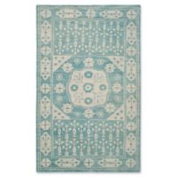 Safavieh Kenya Botanical 5-Foot x 8-Foot Area Rug in Blue