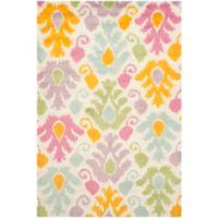 Safavieh Kenya Vibrant Floral Multicolor 6-Foot x 9-Foot Area Rug