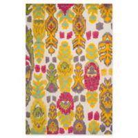 Safavieh Kenya Vibrant Tribal 8-Foot x 10-Foot Multicolor Area Rug