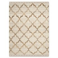 Safavieh Kenya Trellis 5-Foot x 8-Foot Area Rug in Natural