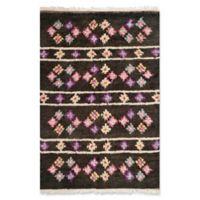 Safavieh Kenya Floral 8-Foot x 10-Foot Multicolor Area Rug