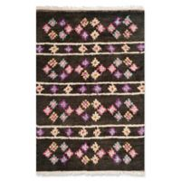 Safavieh Kenya Floral 9-Foot x 12-Foot Multicolor Area Rug