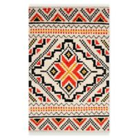 Safavieh Kenya Tribal 6-Foot x 9-Foot Multicolor Area Rug