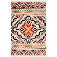 Safavieh Kenya Tribal 9-Foot x 12-Foot Multicolor Area Rug