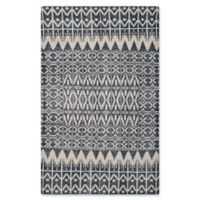 Safavieh Kenya Tribal 5-Foot x 8-Foot Area Rug in Charcoal