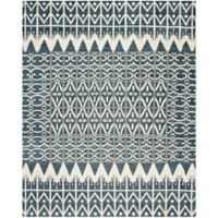 Safavieh Kenya Tribal 8-Foot x 10-Foot Area Rug in Charcoal