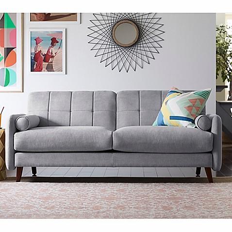 Elle d cor natalie sofa bed bath beyond for Elle decor beds