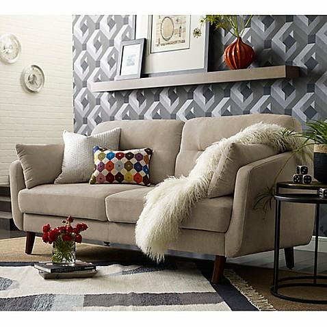Elle d cor chloe sofa bed bath beyond for Elle decor beds