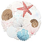 Coral Cutout Round Placemat