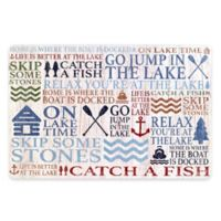 Avanti Lake Words Placemat