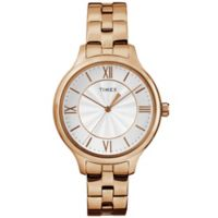 Timex® Ladies' 36mm Peyton Watch in Rose Goldtone