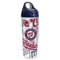 Tervis® MLB Washington Nationals 24 oz. Logo Wrap Water Bottle with Lid