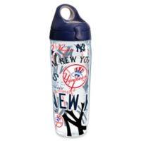 Tervis® MLB New York Yankees 24 oz. Logo Wrap Water Bottle with Lid