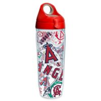 Tervis® MLB Los Angeles Angels 24 oz. Logo Wrap Water Bottle with Lid