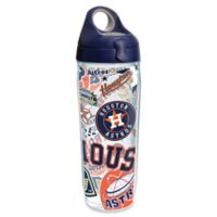 Tervis® MLB Houston Astros 24 oz. Logo Wrap Water Bottle with Lid