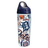 Tervis® MLB Detroit Tigers 24 oz. Logo Wrap Water Bottle with Lid