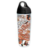 Tervis® MLB Baltimore Orioles 24 oz. Logo Wrap Water Bottle with Lid